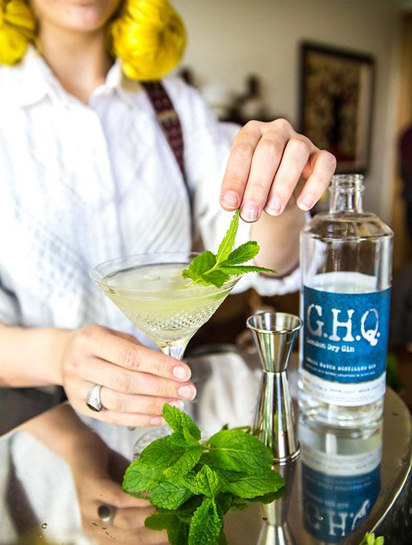 Premium award-winning handcrafted spirits distilled in Scotland | G.H.Q Spirits
