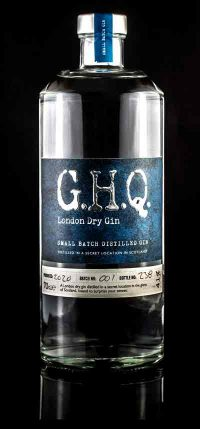Award-winning G.H.Q Gin, handcrafted in the Scottish Highlands   G.H.Q Spirits